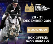 Liverpool International Horse Show 2019 (Wirral Horse)