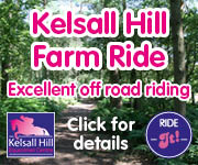 Kelsall Hill Farm Ride (Wirral Horse)