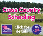 Kelsall Hill XC Schooling (Wirral Horse)